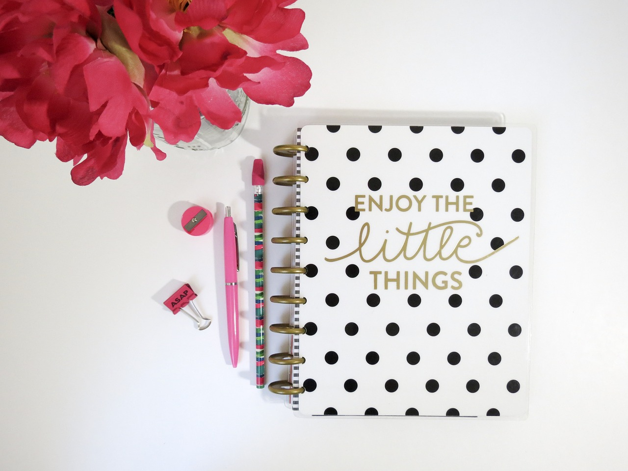 a journal a day keeps problems away