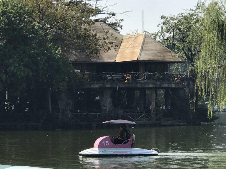 Wang Wana restaurant in Dusit Zoo
