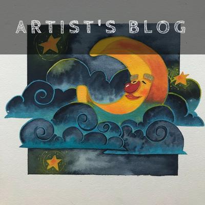 artist's blog
