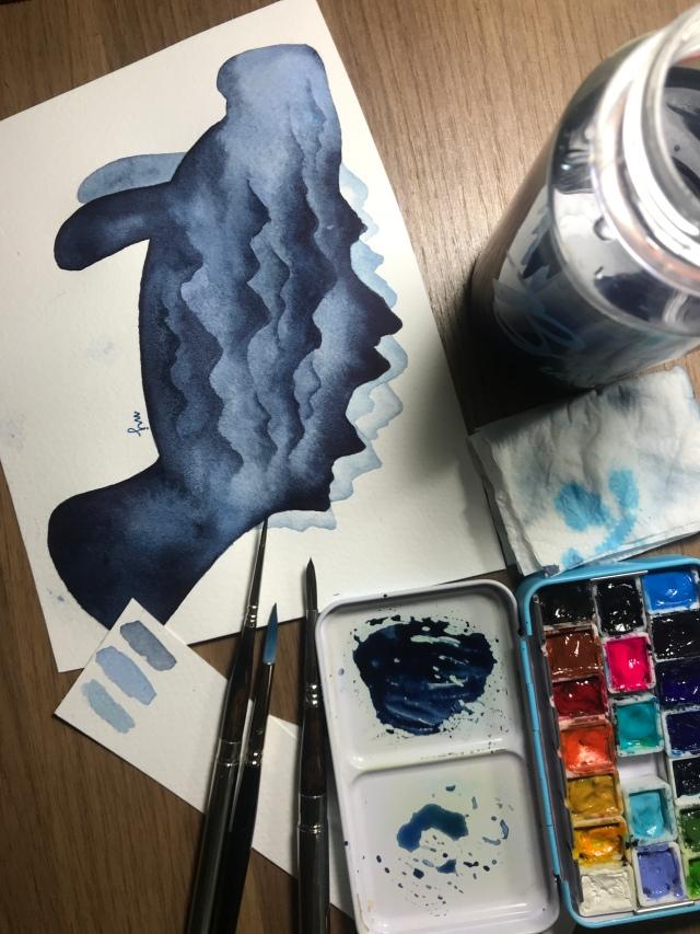 Dugong - fantasy