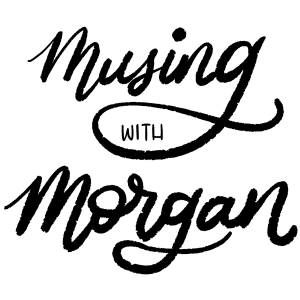 Musing with Morgan logo
